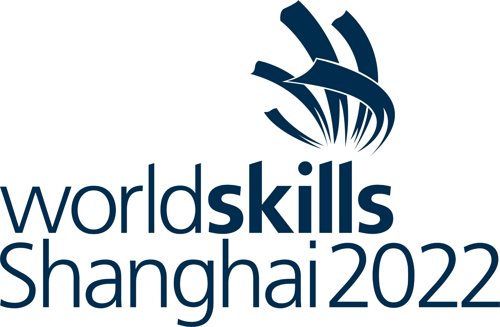 Logo World Skills Shanghai 2022