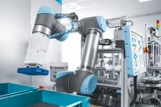 Assembly of the Smart Cobot Station from Festo Didactic