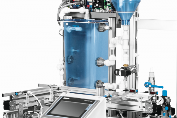 MPS PA Bottling Learning System