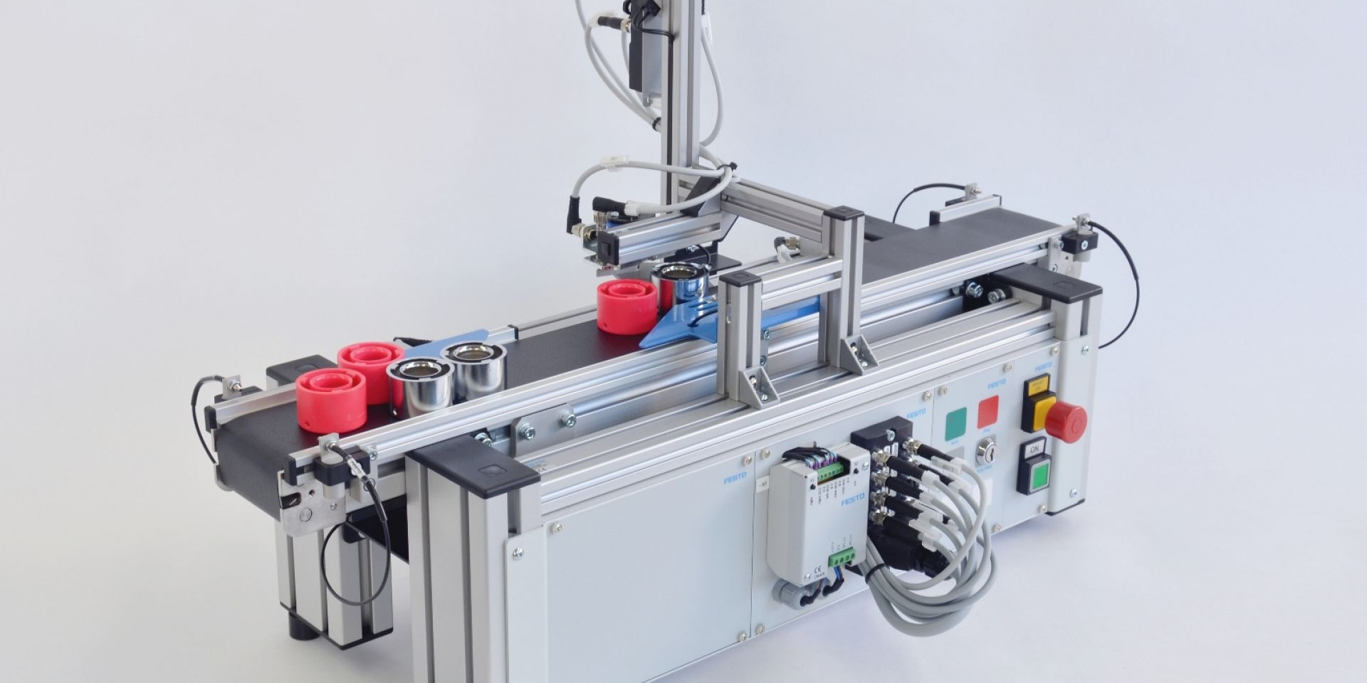 MPS® Transfer line for Festo Didactic